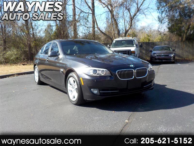2012 BMW 5-Series XI