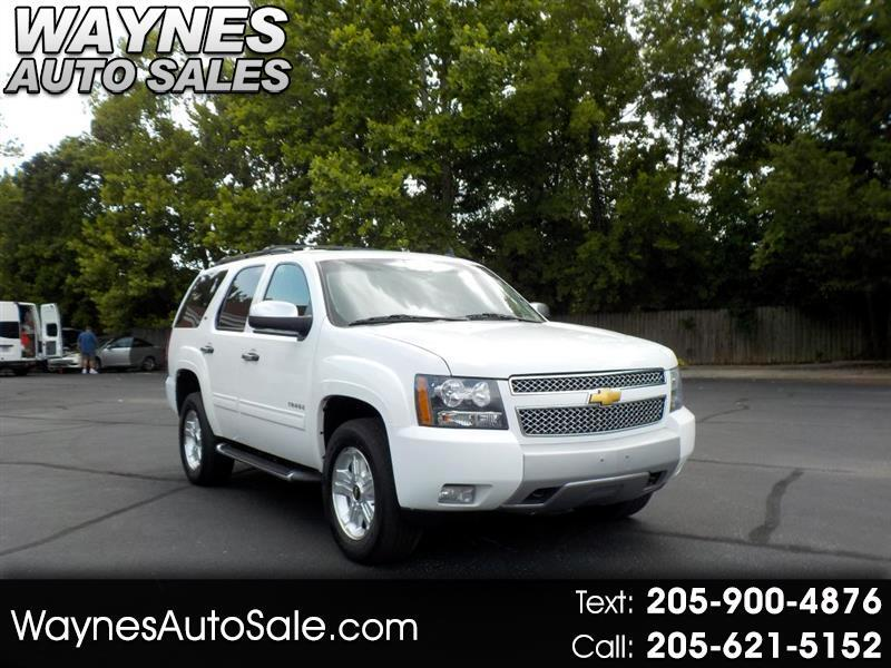 2013 Chevrolet Tahoe 1500 LT