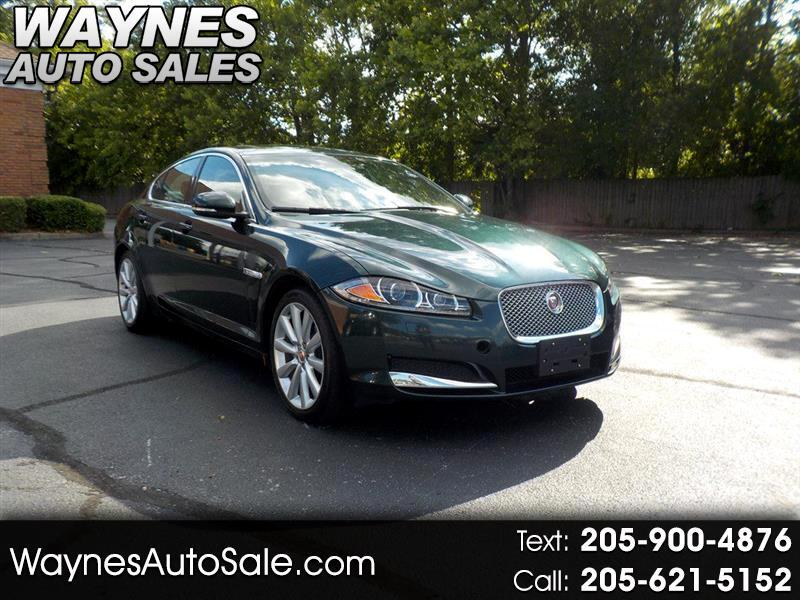 2014 Jaguar XF-Series