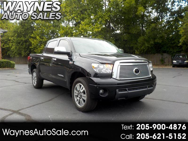 2011 Toyota Tundra CREWMAX LIMITED
