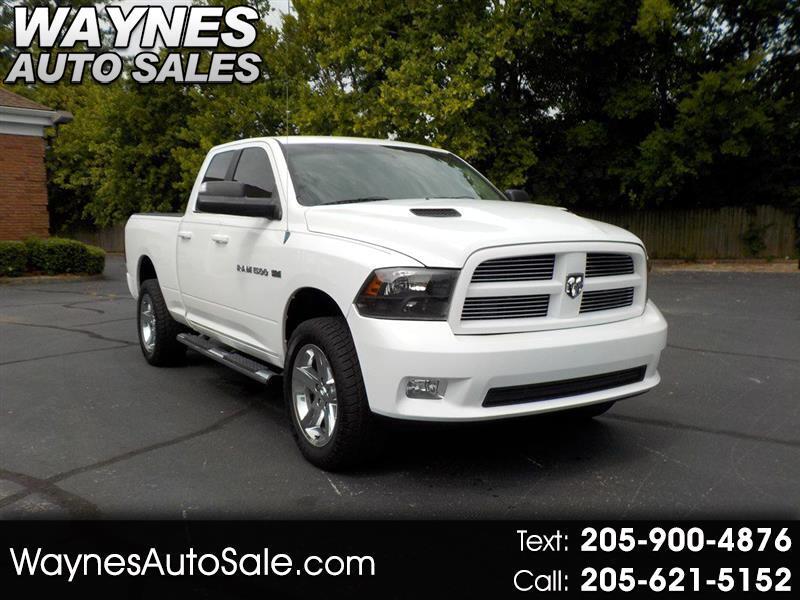 Dodge 1500  2011