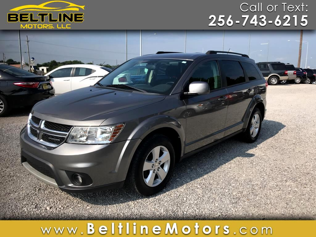 2012 Dodge Journey FWD 4dr SXT
