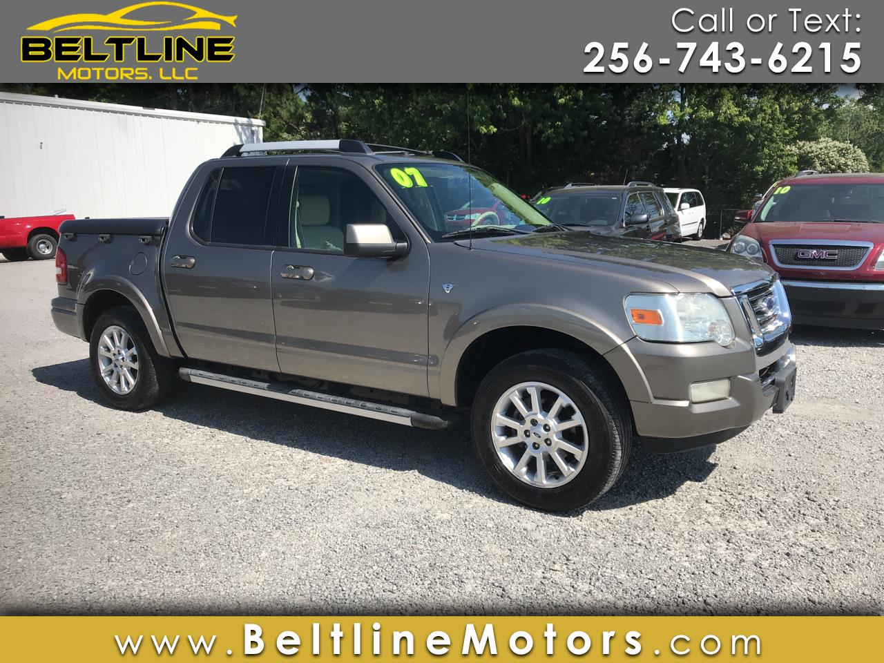 2007 Ford Explorer Sport Trac >> Used 2007 Ford Explorer Sport Trac 2wd 4dr V8 Limited For
