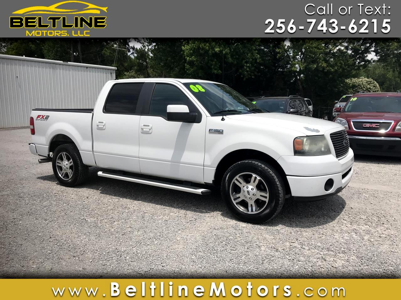 "2008 Ford F-150 2WD SuperCrew 139"" 60th Anniversary"