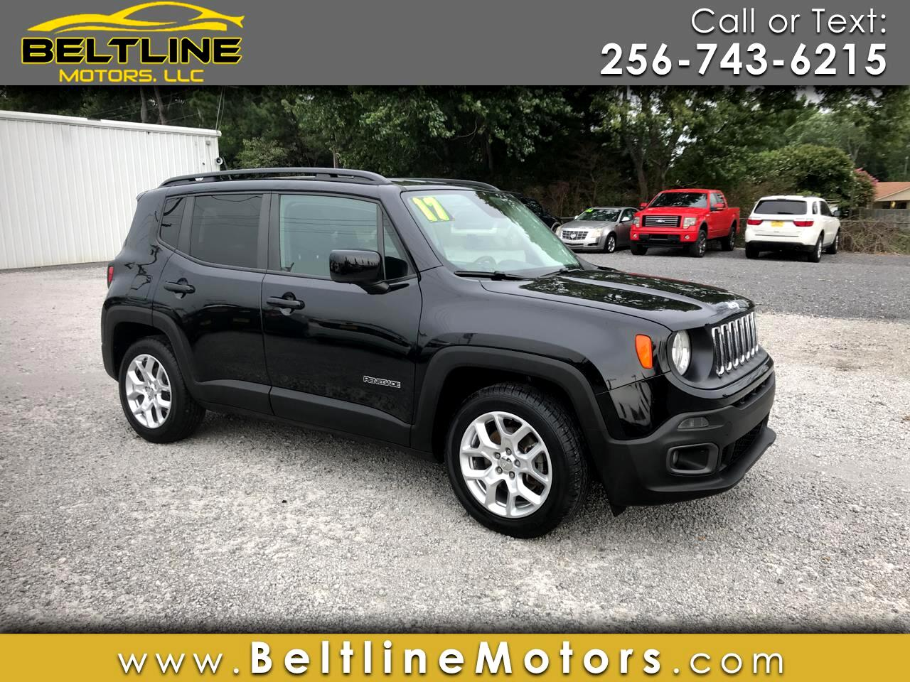 2017 Jeep Renegade FWD 4dr Latitude