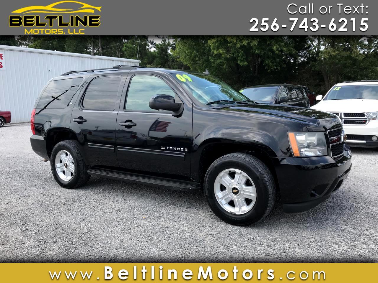 2009 Chevrolet Tahoe 2WD 4dr 1500 LT w/2LT