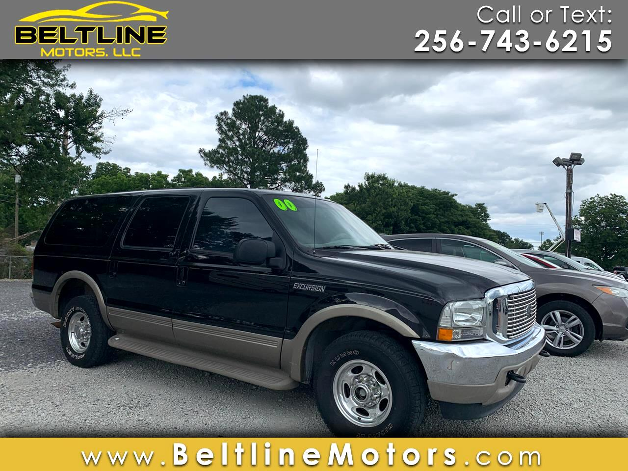 """Ford Excursion 137"""" WB Limited 2000"""