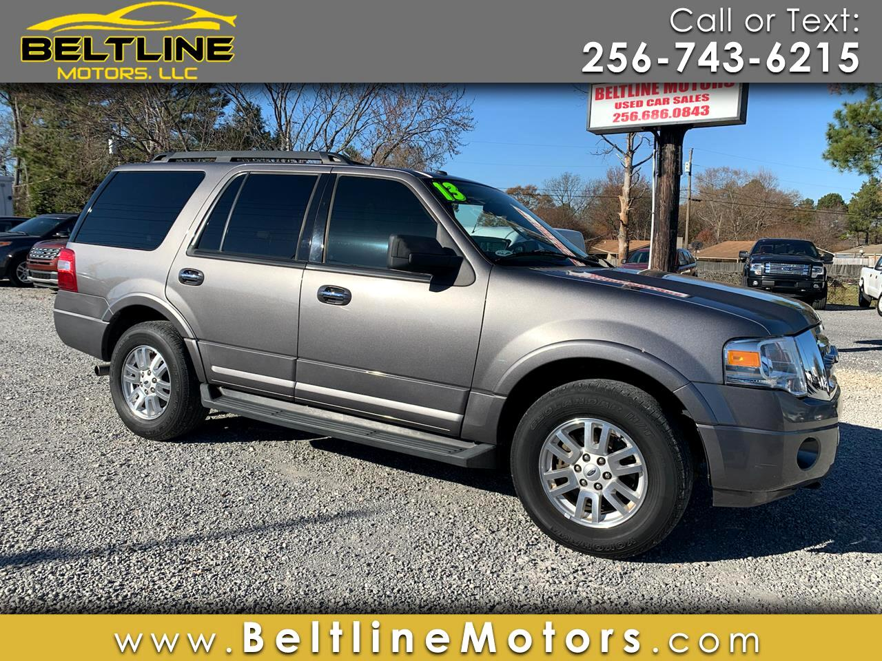 Ford Expedition 4WD 4dr XLT 2013