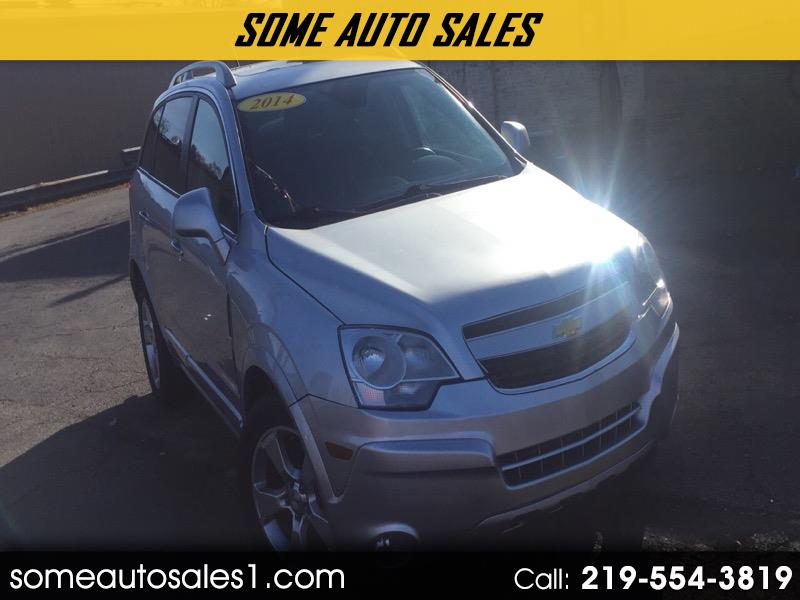 2014 Chevrolet CAPTIVA LT