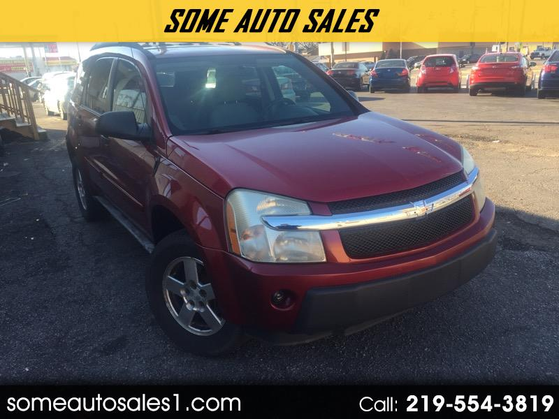 2005 Chevrolet Equinox LT AWD Base