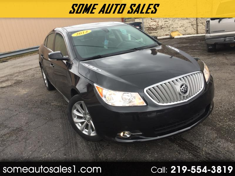 2014 Buick LaCrosse 4dr Sdn CXL AWD