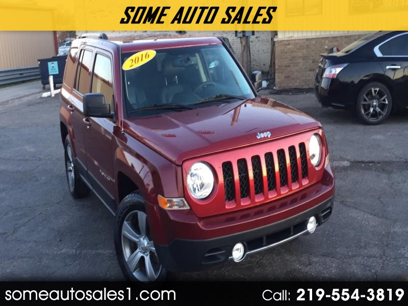 Patriot Auto Sales >> Used 2016 Jeep Patriot Latitude 4wd For Sale In Hammond In