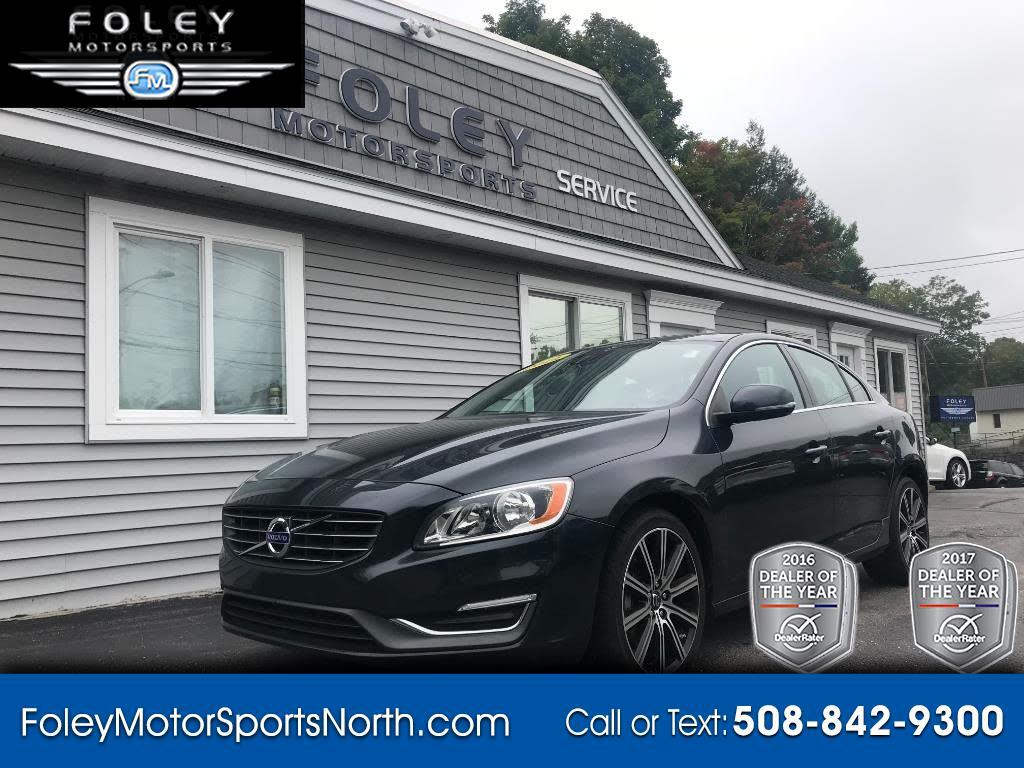 2014 Volvo S60 4dr Sdn T6 AWD