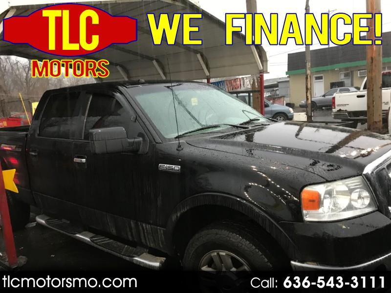 """2008 Ford F-150 4WD SuperCrew 145"""" FX4"""