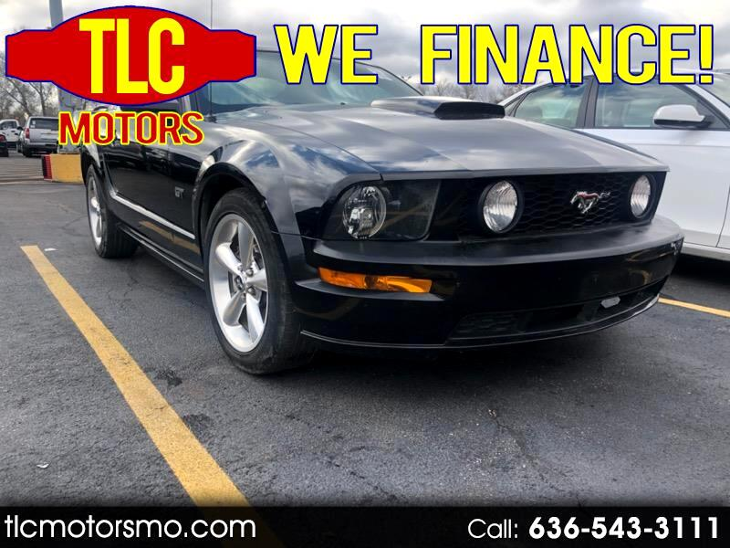 Ford Mustang GT Premium 2008