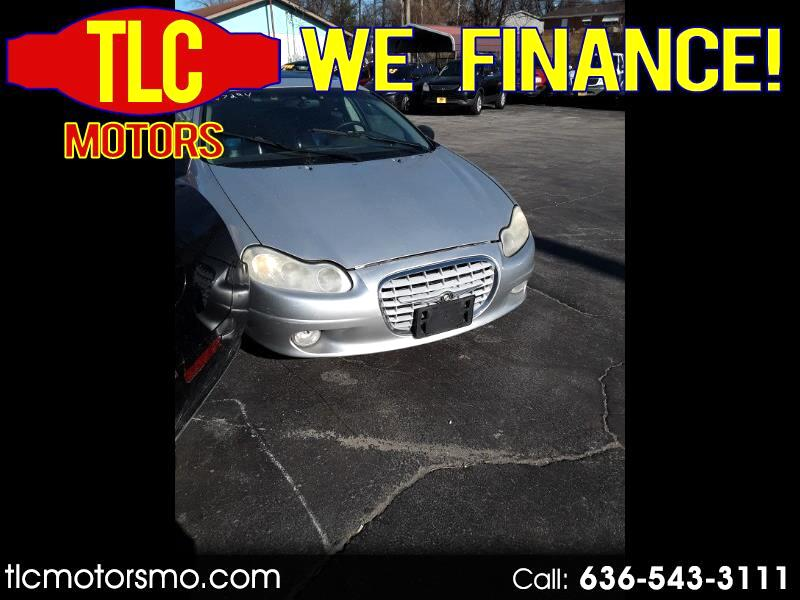 Chrysler Concorde 4dr Sdn LXi 2003