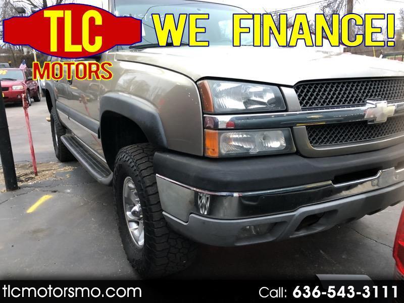 Chevrolet 1500 Pickups  2003