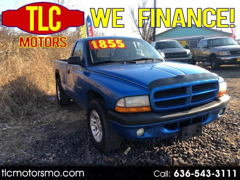 Dodge Dakota 2WD 2001