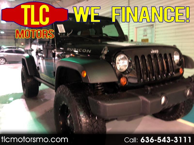 Jeep Wrangler 4WD 4dr Unlimited Rubicon 2013