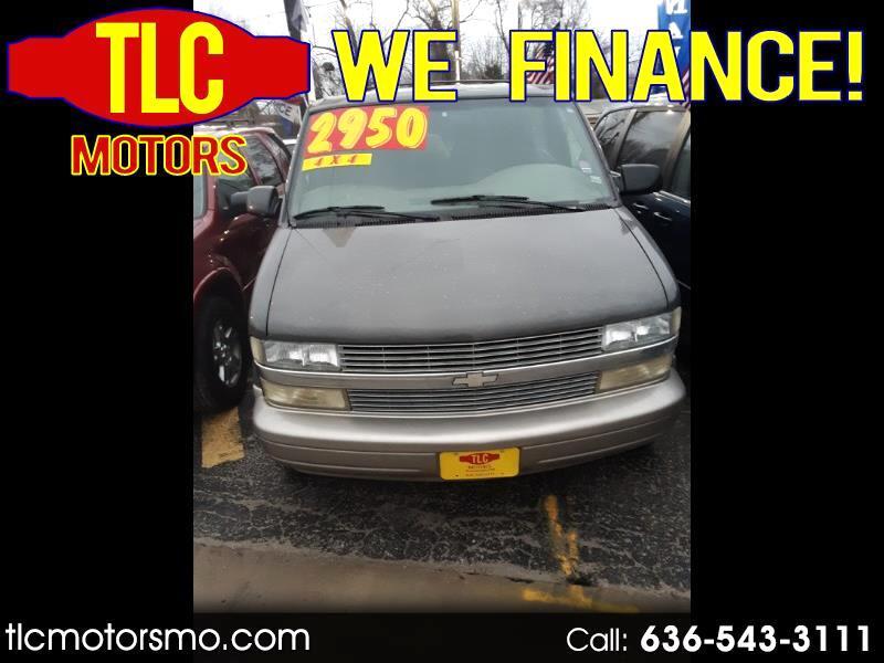 Chevrolet Astro AWD 2002