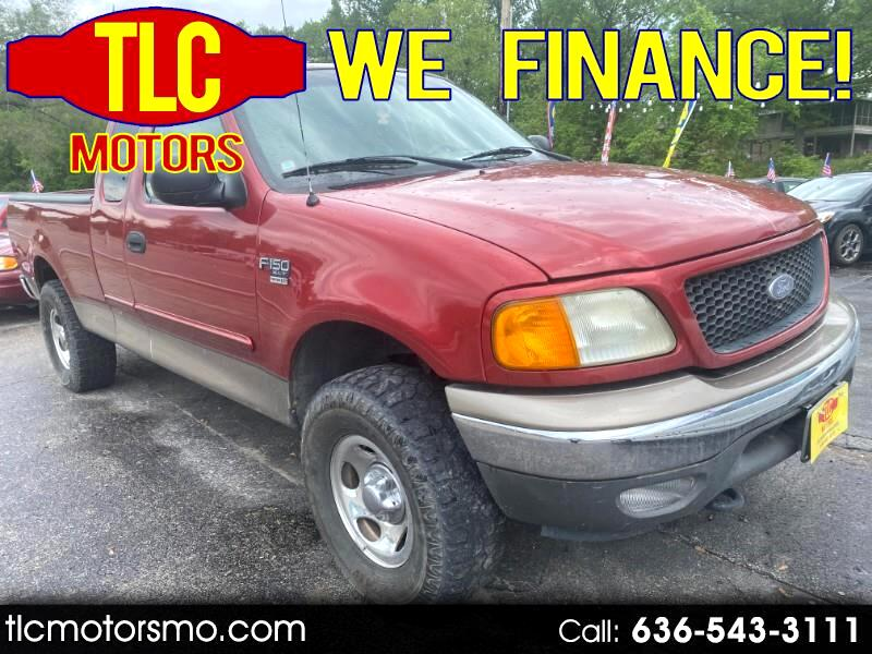 Ford F-150 Heritage XL SuperCab 4WD 2004