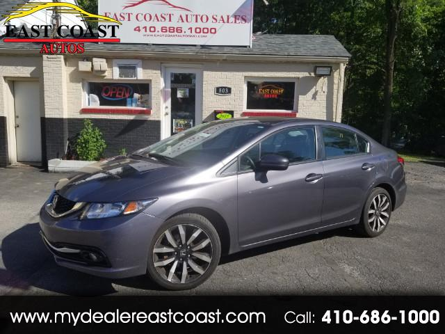 2015 Honda Civic 1.5 4-Door Sedan