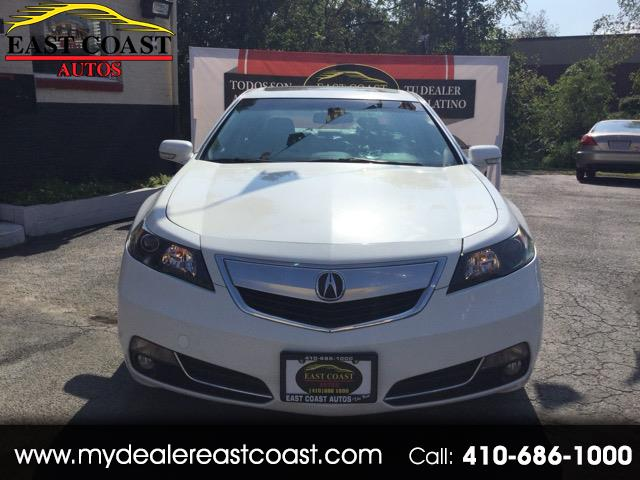 2012 Acura TL 6-Speed AT SH-AWD