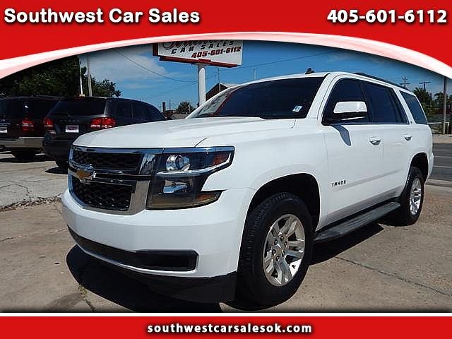 2015 Chevrolet New Tahoe