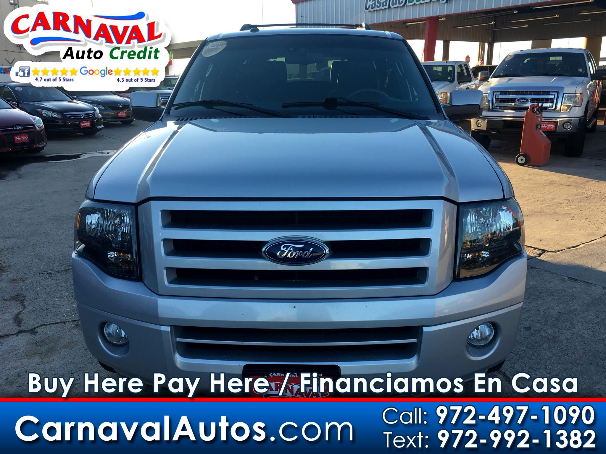 2010 Ford Expedition EL 2WD 4dr Limited