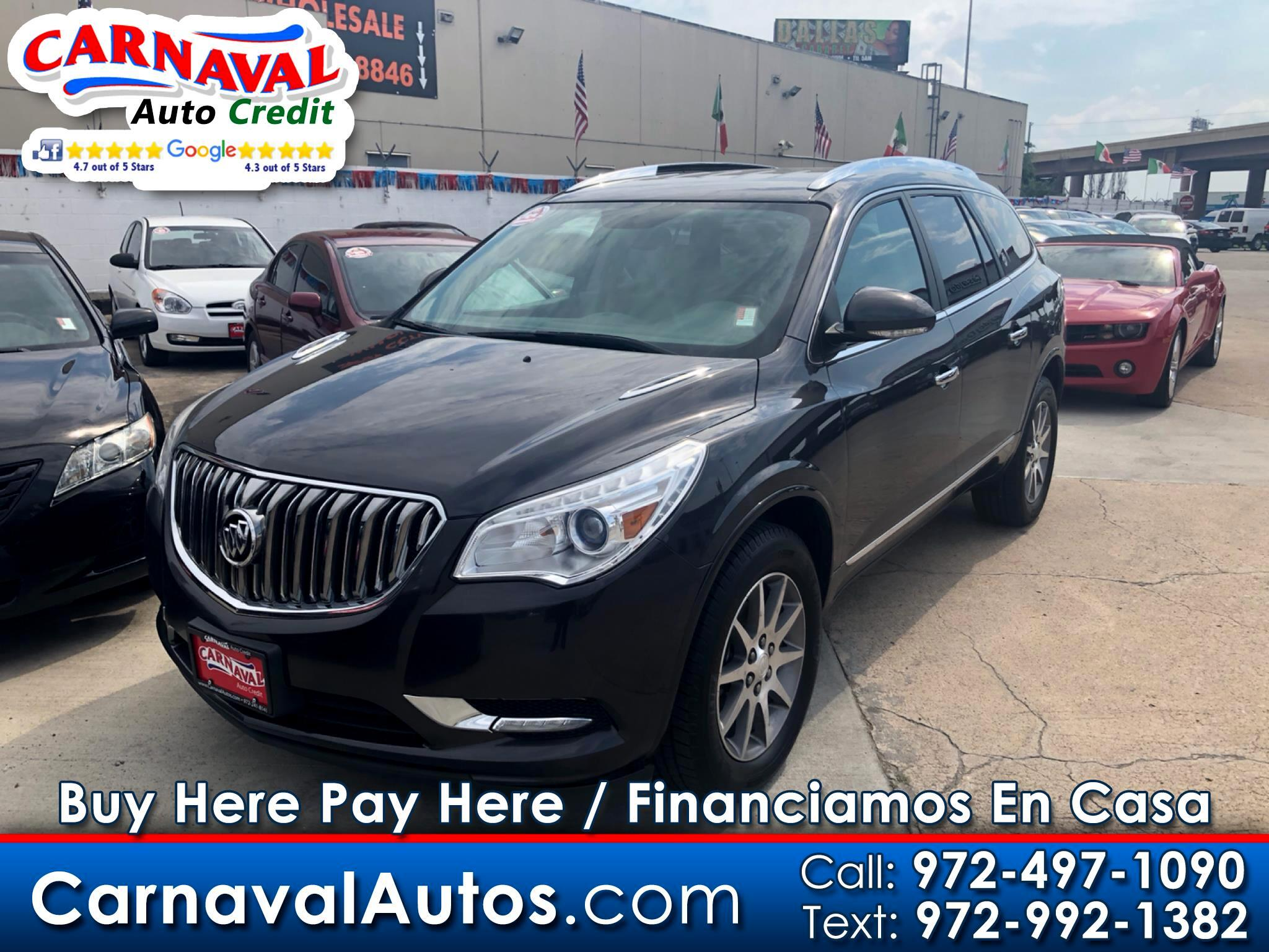 2015 Buick Enclave FWD 4dr Leather