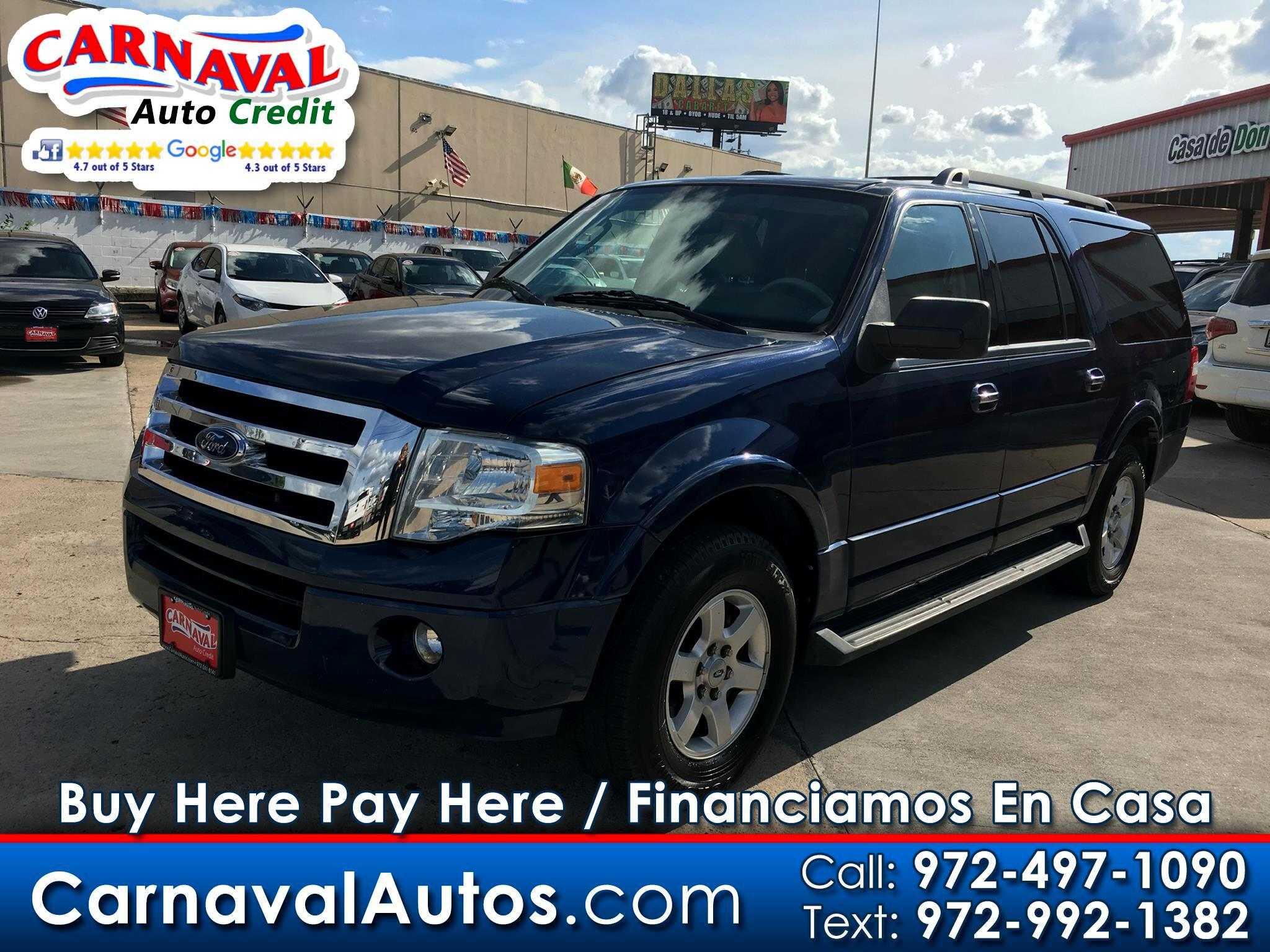 2010 Ford Expedition EL 2WD 4dr XLT