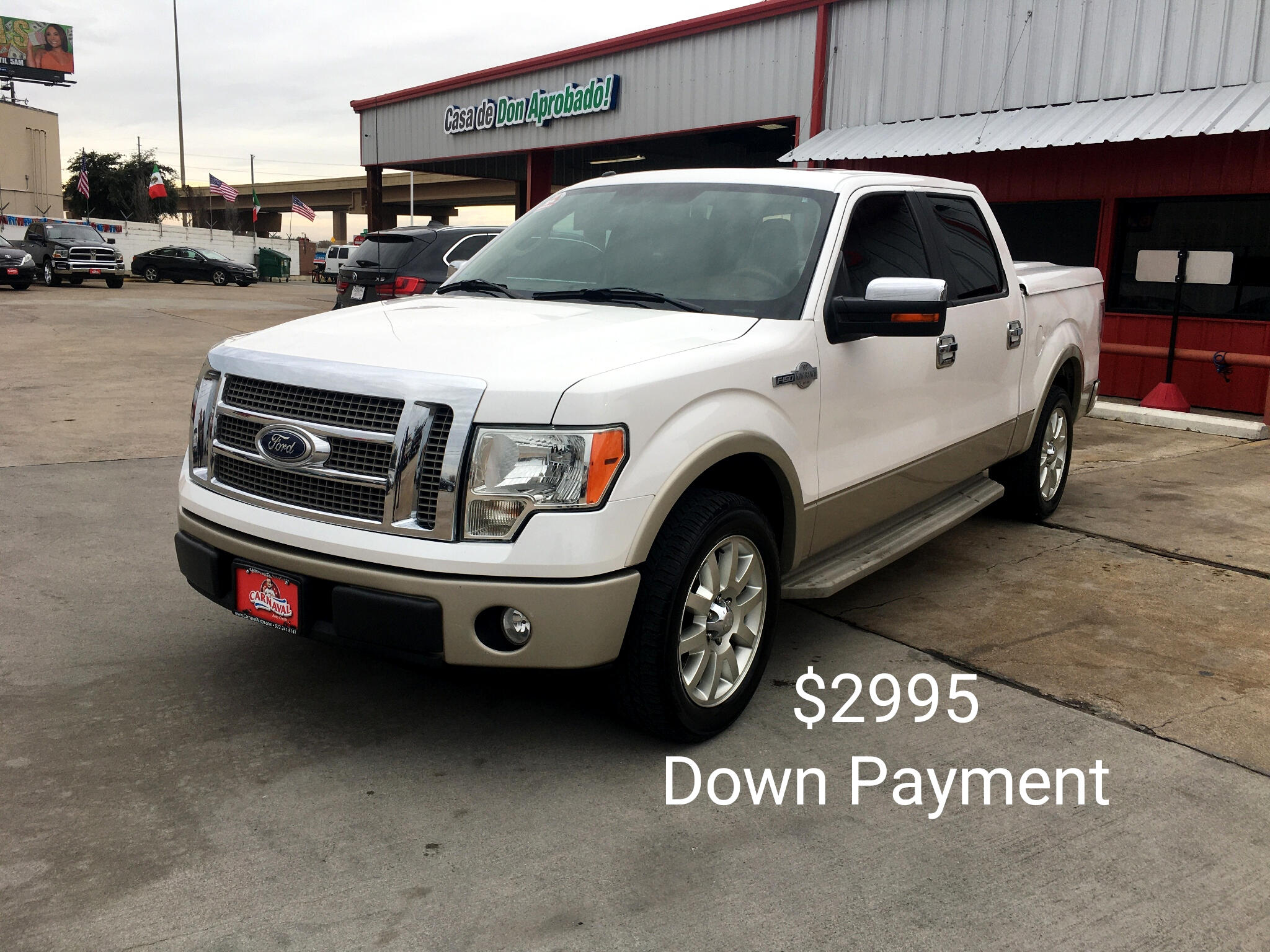 "Ford F-150 2WD SuperCrew 145"" Harley-Davidson 2010"