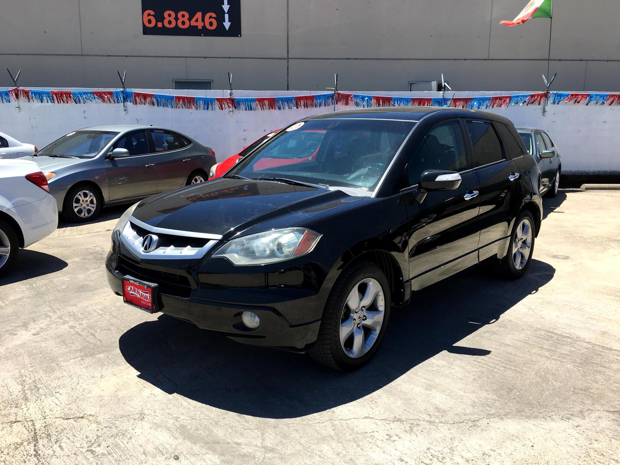 Acura RDX AWD 4dr 2009