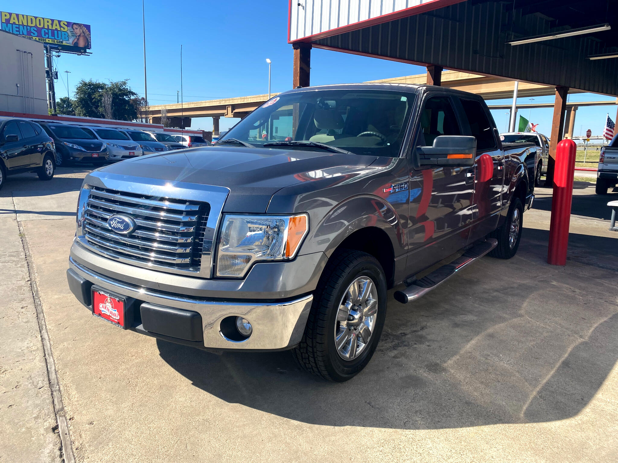 "Ford F-150 2WD SuperCrew 145"" FX2 Sport 2010"