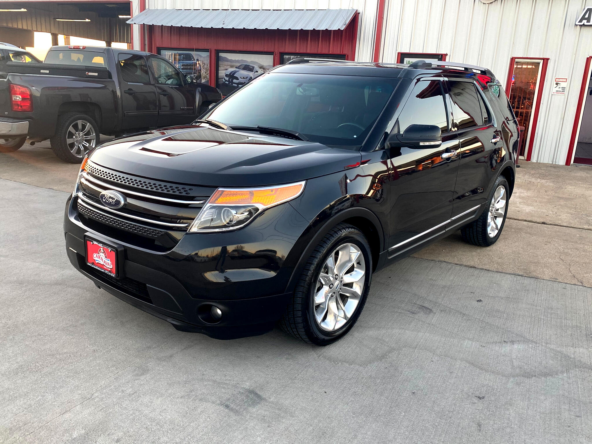 Ford Explorer FWD 4dr Limited 2014