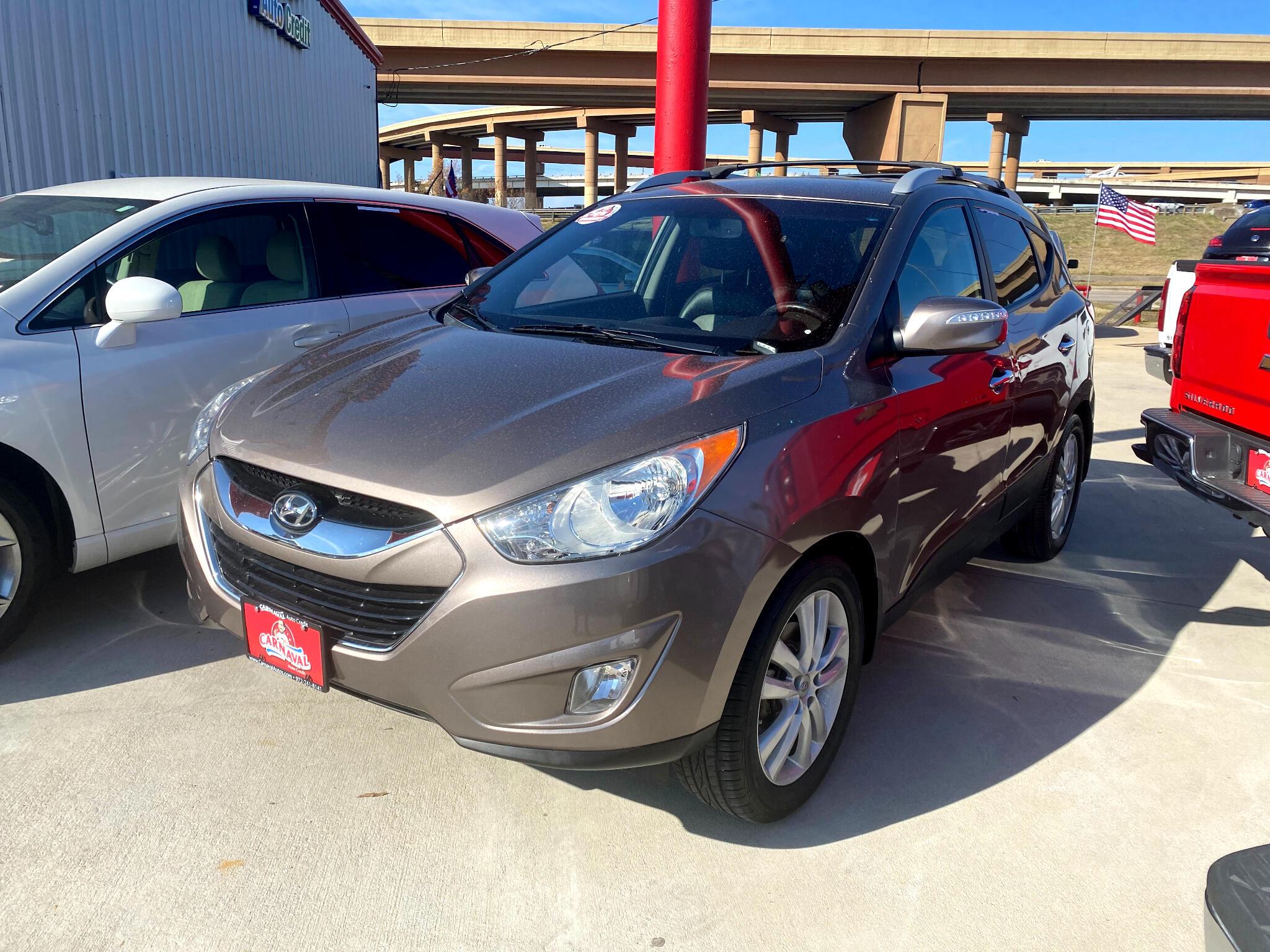 Hyundai Tucson FWD 4dr Auto Limited 2012