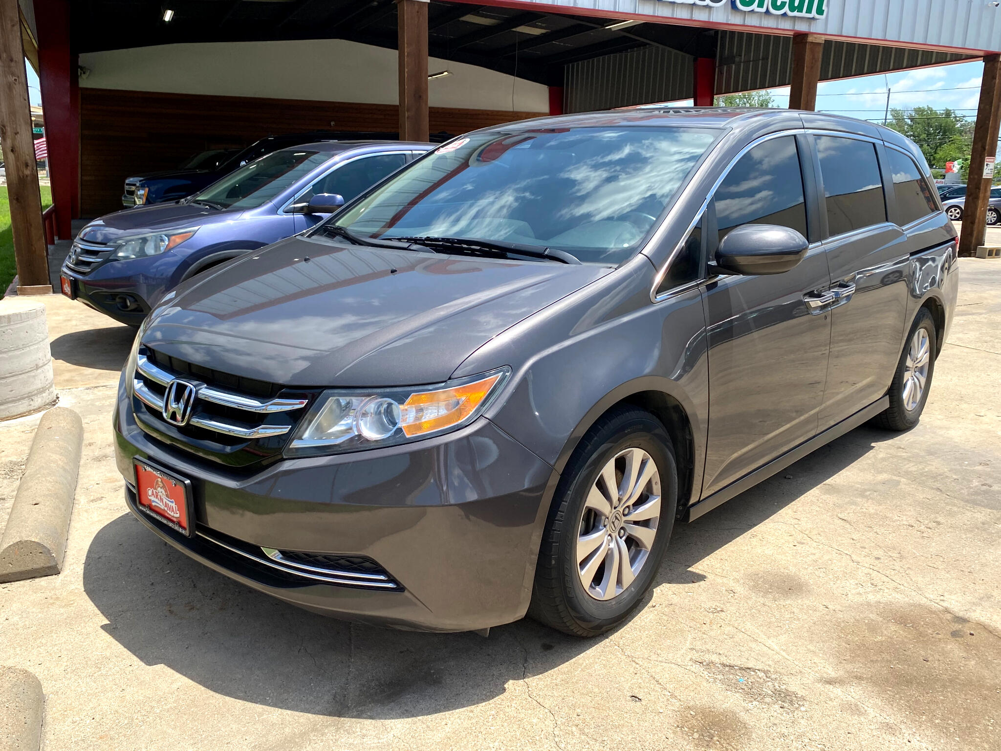 Honda Odyssey 5dr EX-L 2014