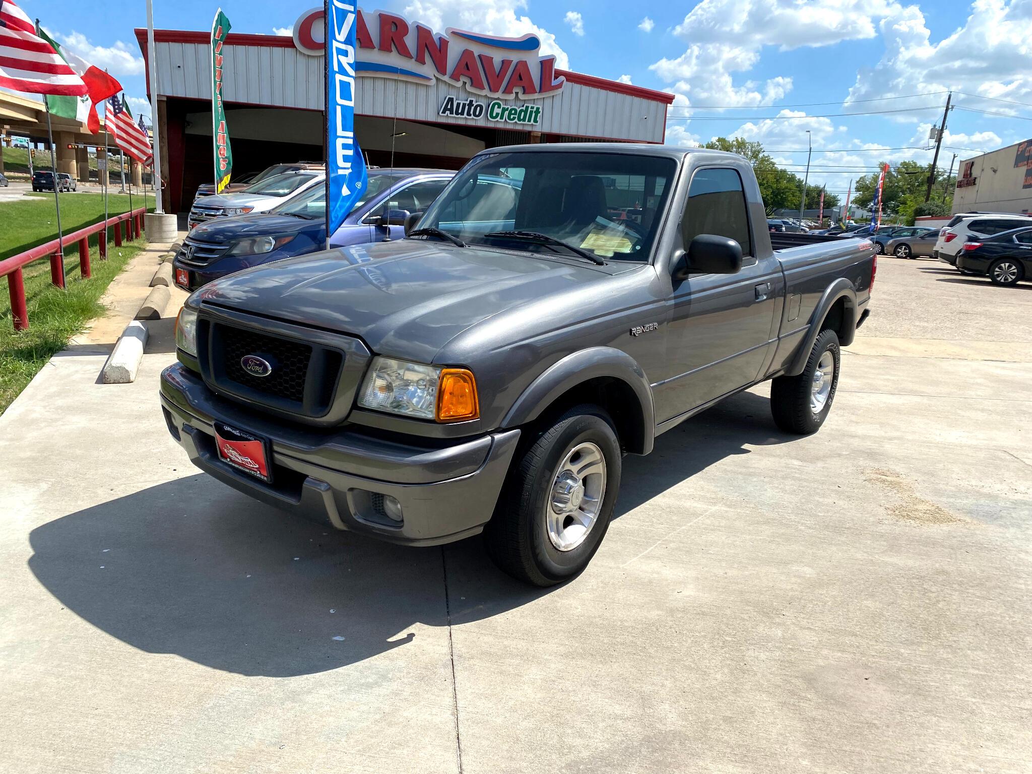 """Ford Ranger """"S"""" Styleside 108"""" WB 2004"""
