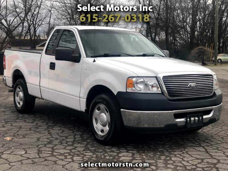 2008 Ford F-150 XLT 2WD