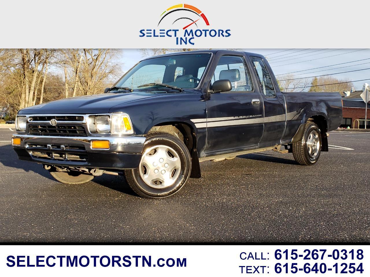 Toyota Pickup DLX Xtracab 2WD 1994