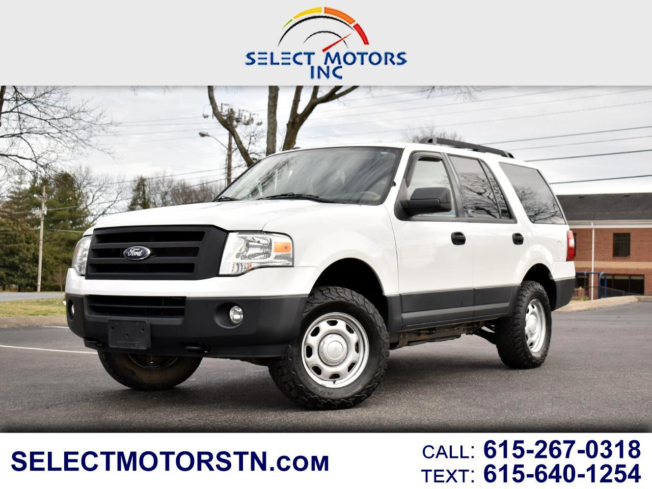 Ford Expedition XL 4WD 2013