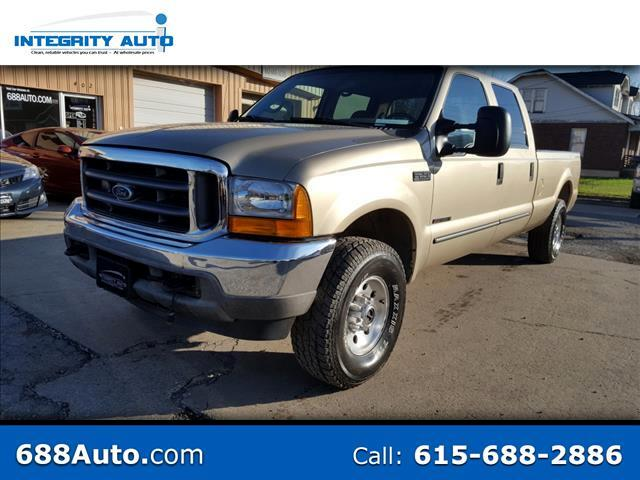 2000 Ford F-250 XLT Crew Cab Long Bed 4WD