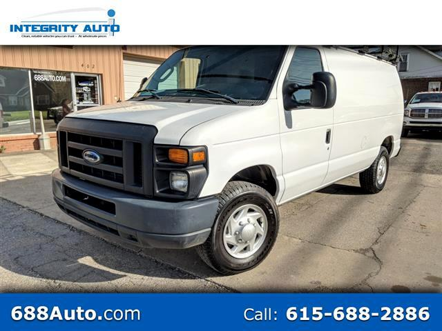 2012 Ford E-Series Van E-350 Super Duty