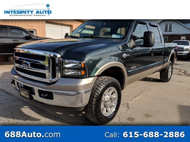 2006 Ford F-350 King Ranch