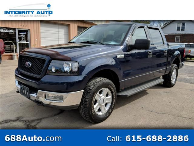 2004 Ford F-150 XLT 4WD