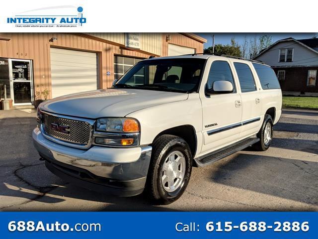 2005 GMC Yukon XL 1500 4WD SLT