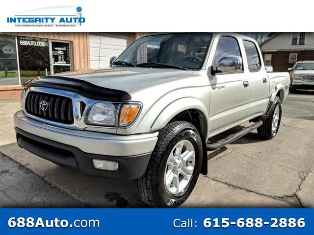 2003 Toyota Tacoma Limited
