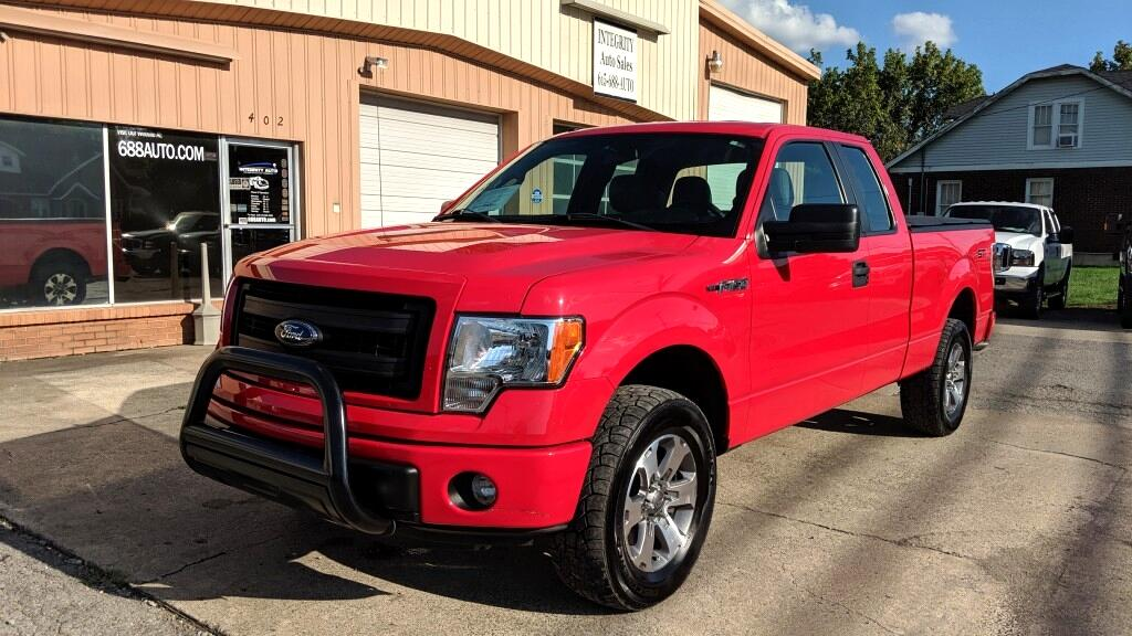 2013 Ford 150 FX4 SuperCab 6.5-ft. Bed 4WD