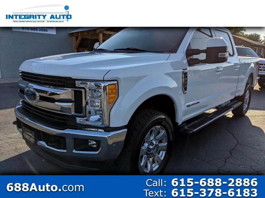 Ford F-250 SD Lariat Crew Cab Short Bed 4WD 2017
