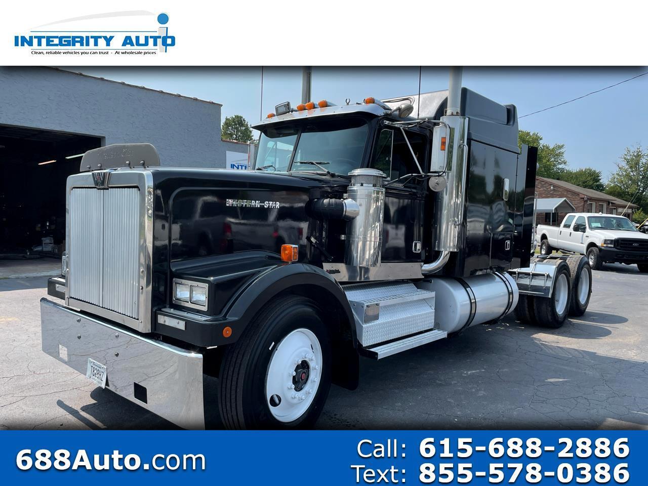 Western Star Trucks 4900  1995